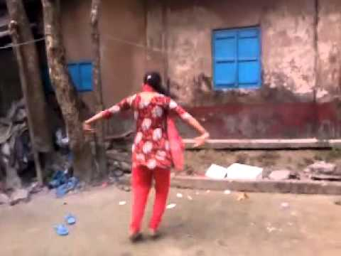 awesome dance by bangladeshi girls shaono gagane ghor ghanaghata
