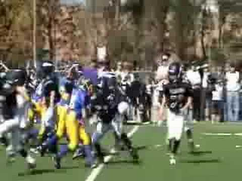 QB Colton Roe - Chantilly vs. BRYC