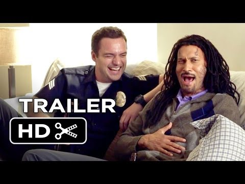 Let's Be Cops TRAILER 2 (2014) - Jake Johnson, Nina Dobrev Movie HD