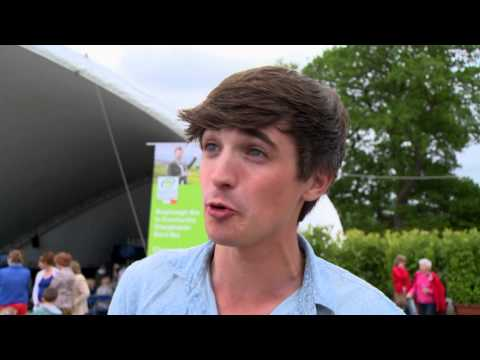 Donal Skehan at Bloom 2013