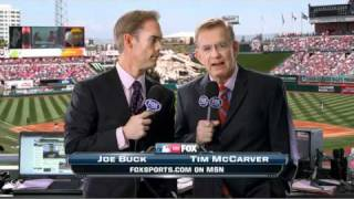 Tim McCarver In AutoTune