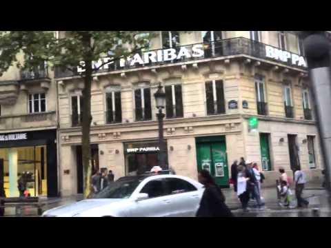 Restaurants of Paris in Downtown