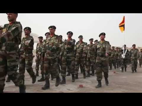 Yudh Abhyas 2012 - U.S. and Indian Army military exercise - HD