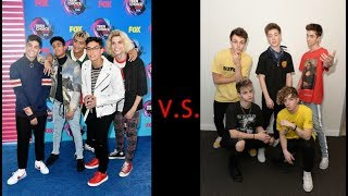 PRETTYMUCH vs Why Don't We