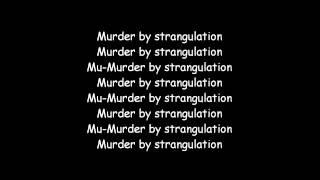 Maitre Gims Meurtre Par Strangulation [paroles]
