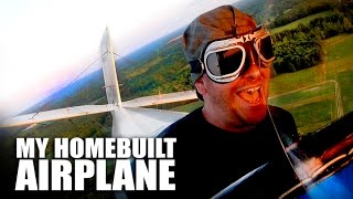My Homebuilt Airplane | Pilot n' Plane