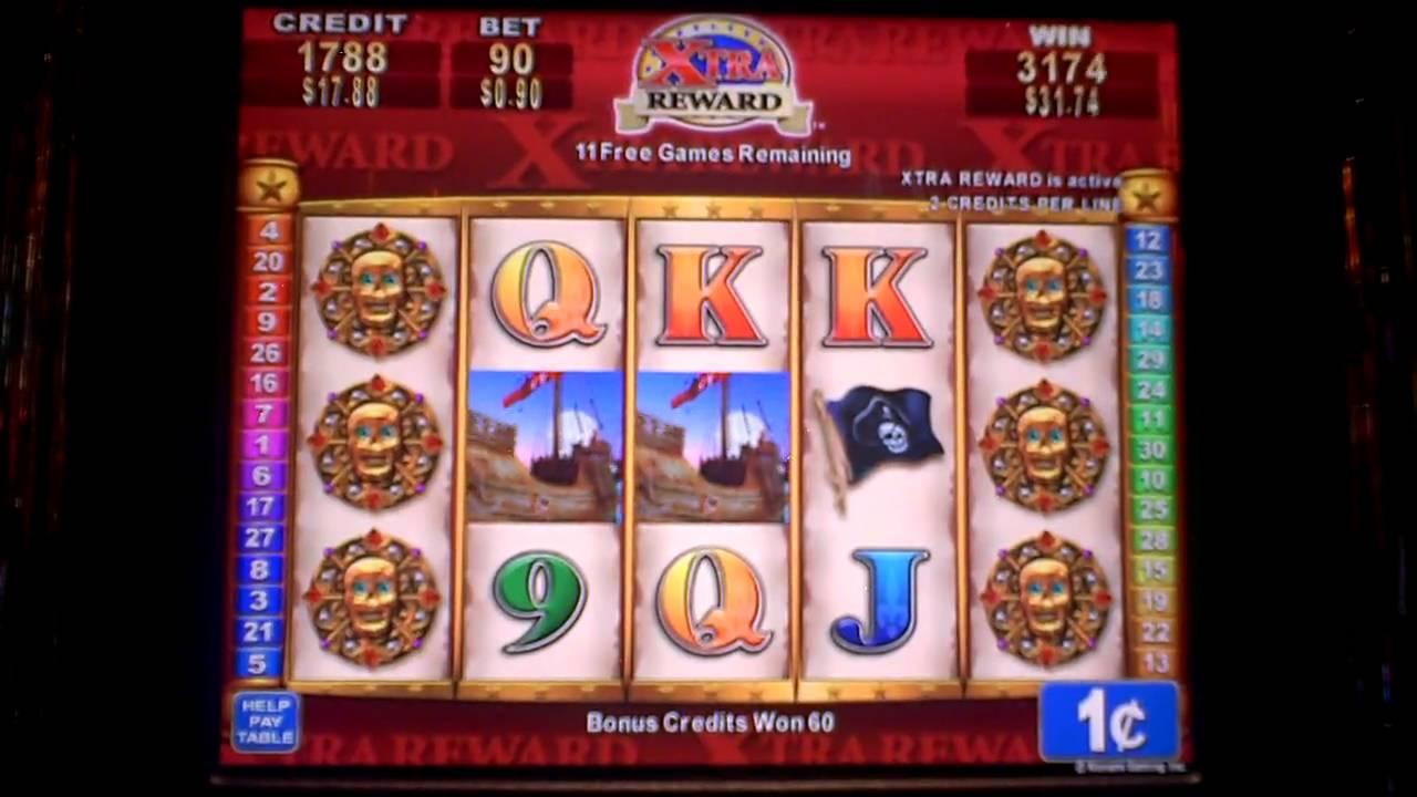 beachcomber extra rewards slot machine