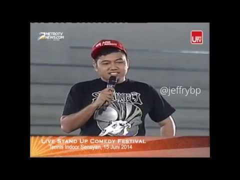 Awwe Stand Up Comedy Festival Indonesia 2014