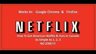 The Fastest & Easiest Way To Get American Netflix In