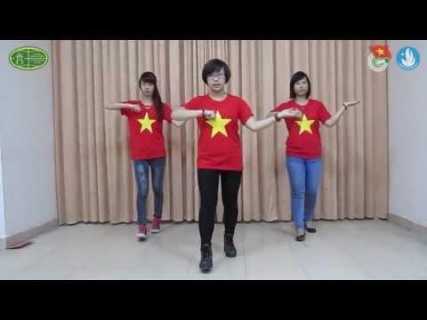 [HUBT] - Hướng dẫn chi tiết nhảy Flashmob Việt Nam ơi