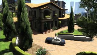 GTA 5 RICH HOUSE