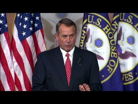 Boehner: Far right has lost credibility