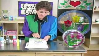 Gallery Glass Window Color - How To