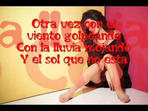 Maite Perroni - Esta soledad (Orginal) [LETRA]
