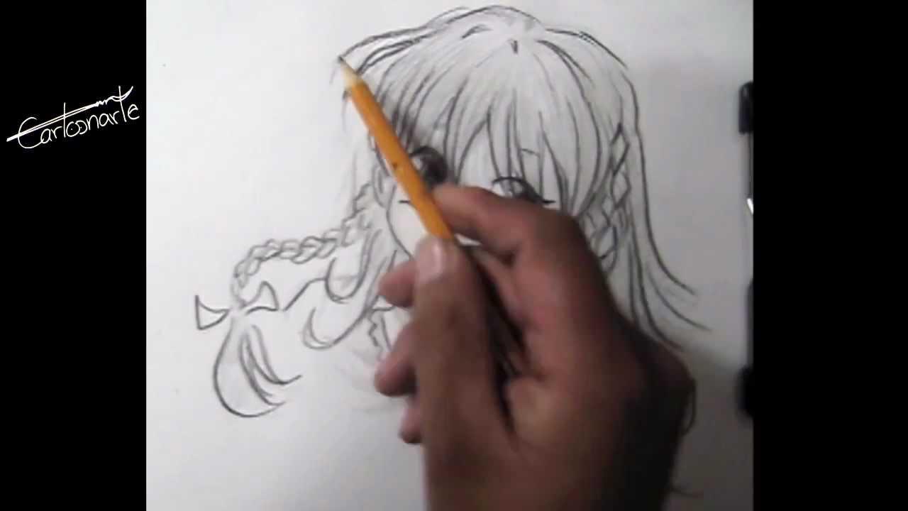 Dibujos De Animes Para Dibujar a Lapiz