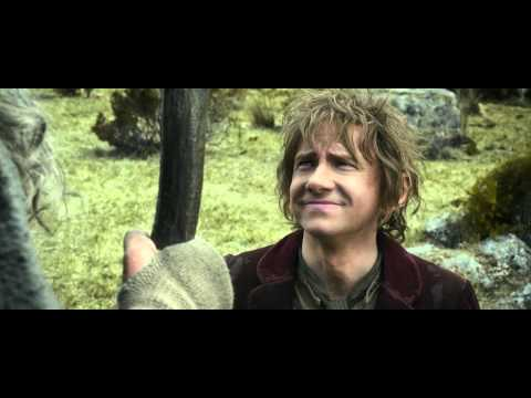 I found something in the Goblin Tunnels.  Check out this exclusive clip from The Hobbit: The Desolation of Smaug.