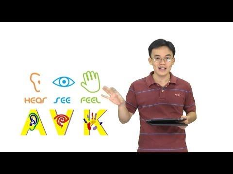 Kỹ năng sống VTC4_số 13 _Học theo phong cách VAK