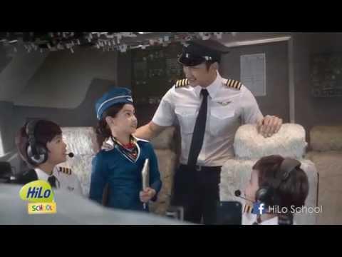 Iklan Baru HiLo School versi Pilot