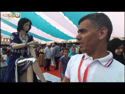 تيمزار تكشف عن قفطانها الفضي
