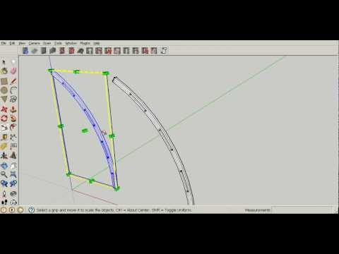 Gothic arch greenhouse plan tutorial 2 construction for Gothic greenhouse plans