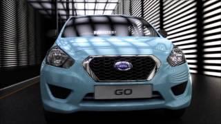 Nissan Datsun Go/ Ниссан Датсун Go - официальная реклама (компьютерная графика)
