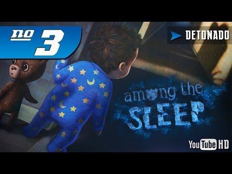 Among The Sleep: Parquinho assombrado Detonado #3 [PT-BR]
