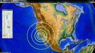 3/29/2014- 5.4M Earthquake Strikes Los Angeles