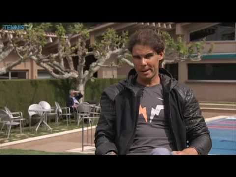 Rafael Nadal Chases Ninth Barcelona Open Title