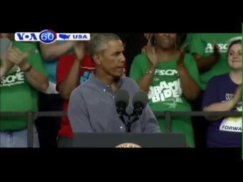 TT Obama lên tiếng kêu gọi tăng lương lương tối thiểu liên bang