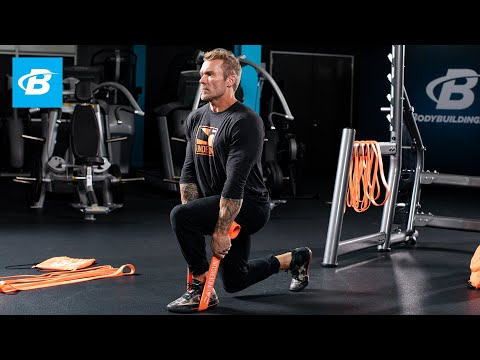 Strong Bands for Strong Legs | James Grage