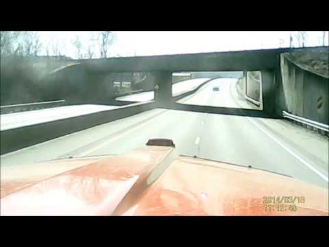 DASH CAM HEAVY HAUL KENWORTH. 9 AXLE LOWBOY