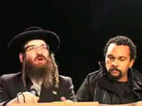 image vidéo  rabbins antisionistes