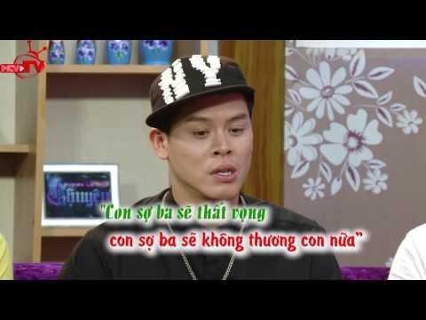 John Huy Trần xúc động chia sẻ chuyện thừa nhận đồng tính với gia đình.