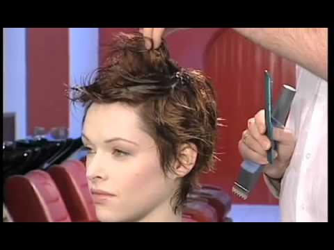 Dare Chisel Short Hair Style Training Video