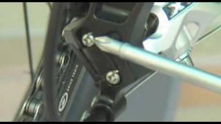 Ajustar un cambio de bicicleta