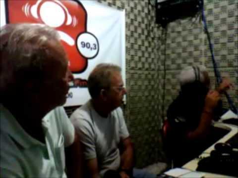 Os Três Goianos - Rádio Tocantins FM 90,3 Dianópolis-TO