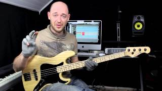 'Shape Shifting' - Bass Soloing Lesson with Scott Devine