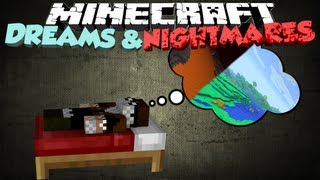 Minecraft: Good Night's Sleep Mod DREAMS & NIGHTMARES (1