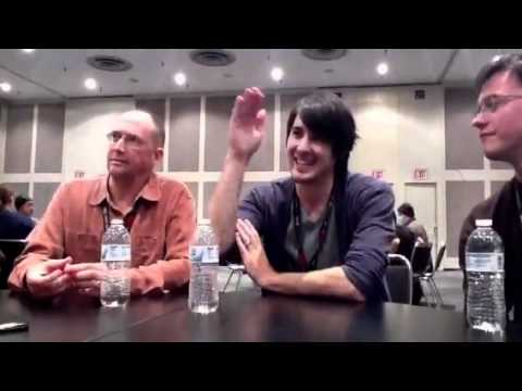 Regular Show Roundtable Interview - New York Comic Con 2011