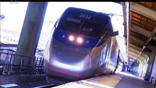 Rýchle stroje - Rekordné parné vlaky