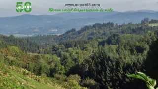 Roadbook moto Puy-de-Dôme : Le Parc du Livradois
