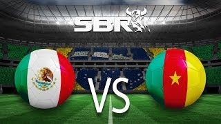 Mexico Vs Cameroon (1-0) 13.06.14 Group A World Cup 2014