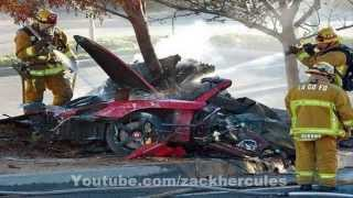 Muere Paul Walker (De Rapido Y Furioso) En Un Terrible