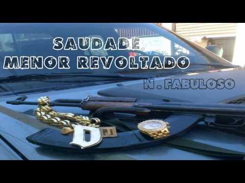 MC JN - SAUDADE DO REVOLTADO ♫♪