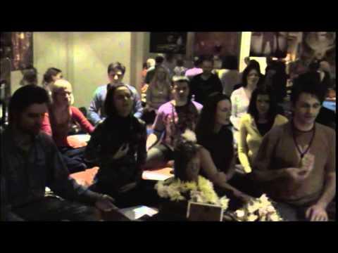 """Десятилетие центра """"Шакти"""". Махалакшми Шива Хома (19.12.2010)"""