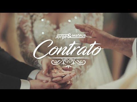 Jorge & Mateus - Contrato