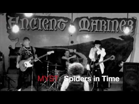 Spiders in Time - Myst @ Ancient Mariner