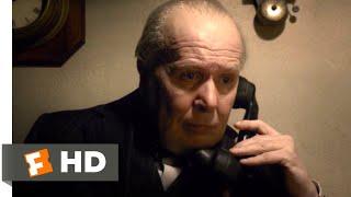 Darkest Hour (2017) - Churchill & Roosevelt Scene (5/10)   Movieclips