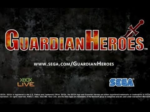 Guardian Heroes: Official Trailer
