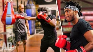 MY FINAL BOXING SESSION